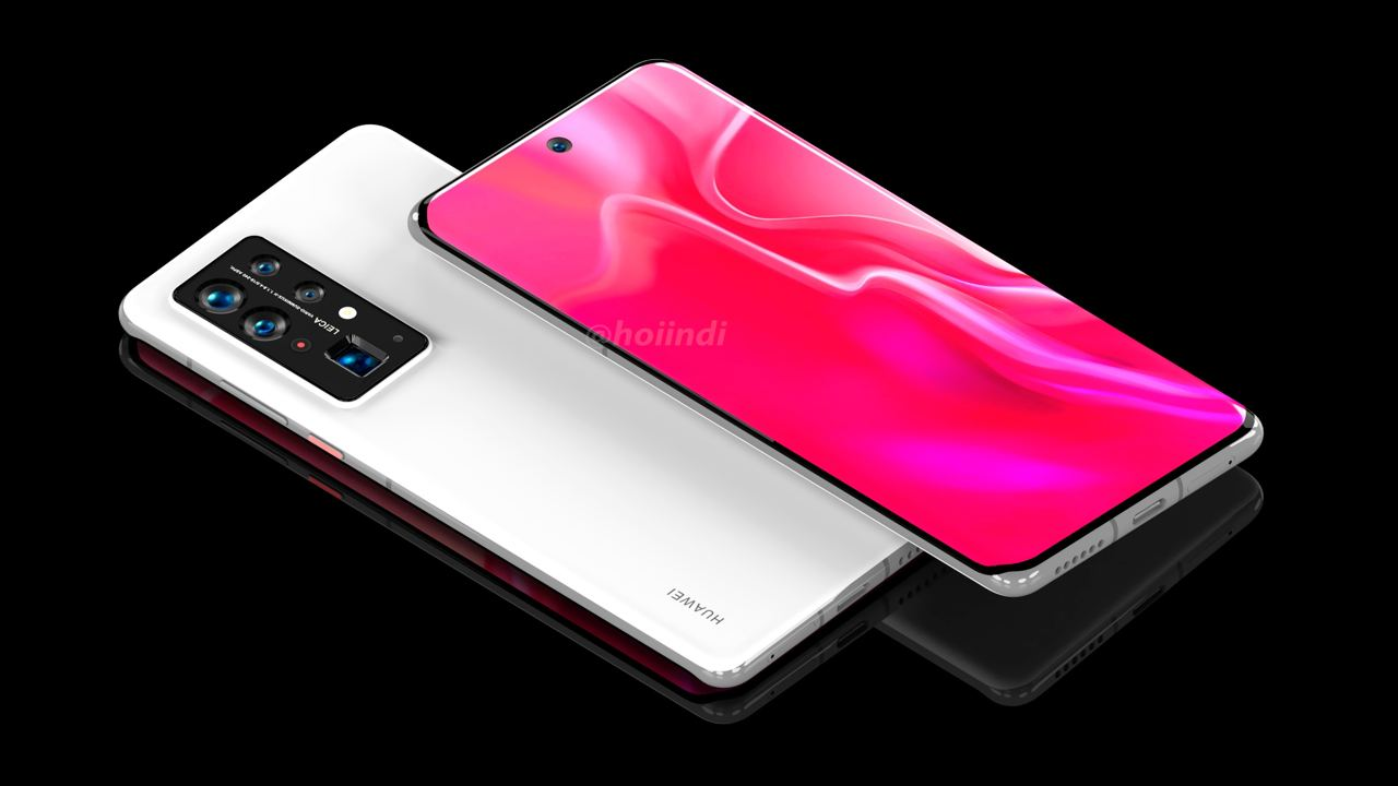 Huawei P50 virá de fábrica com HarmonyOS (Rumor) 3