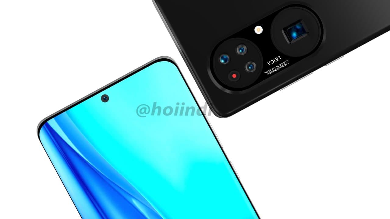 Hongmeng OS será lançado a 22 de abril e a série Huawei P50 a 27 de abril 5