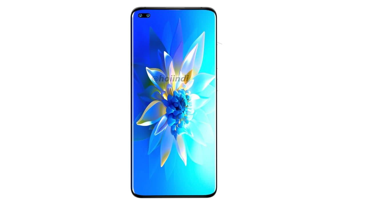 Telefone Huawei com display traseiro ao lado da câmara parece muito interessante 5