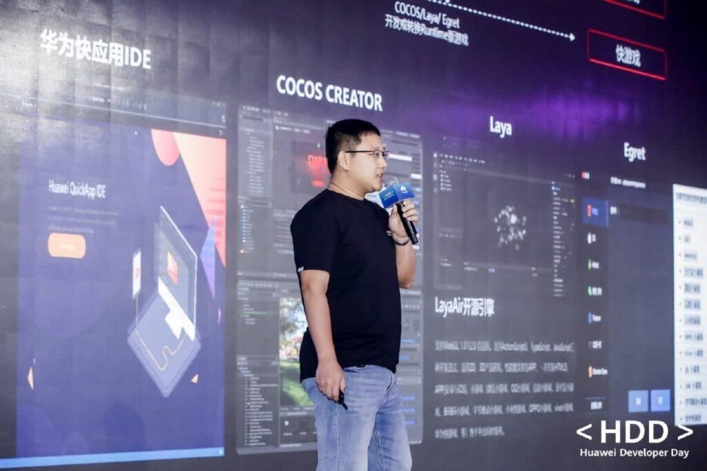 Huawei Quick Game: Novo tipo de aplicação sem instalação, jogue sem encher o armazenamento 1