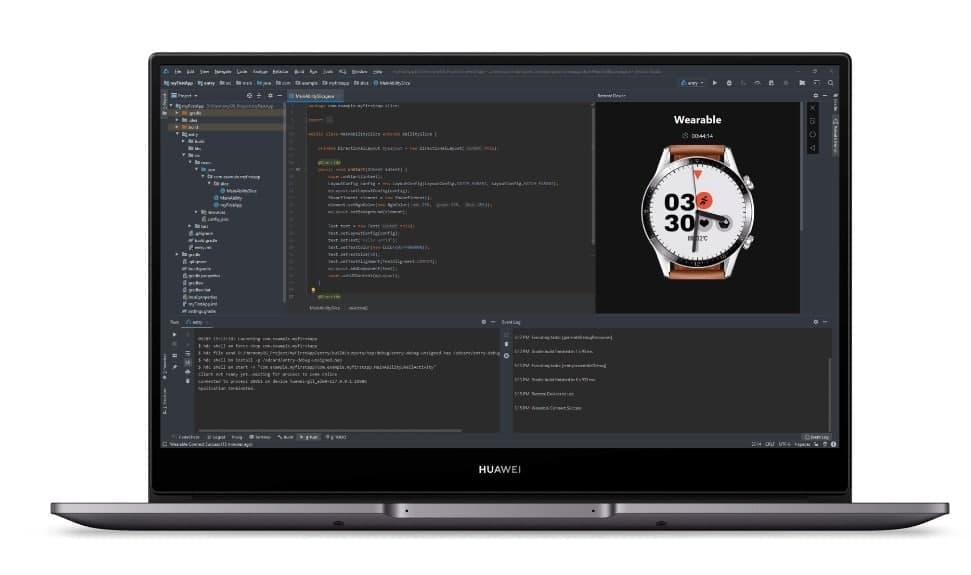 HarmonyOS DevEco Studio 2.1 Beta 4 lançado com HarmonyOS SDK 2.1.1.20 1