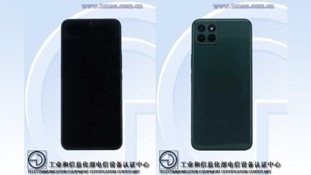 Especificações completas do misterioso telefone Huawei PKU-AL40 e imagem na TENAA 1