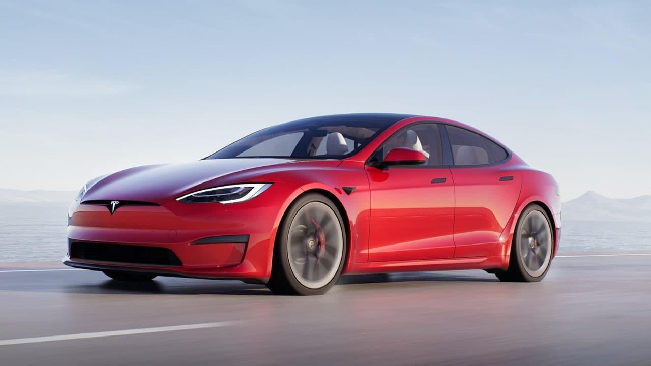 Tesla models s