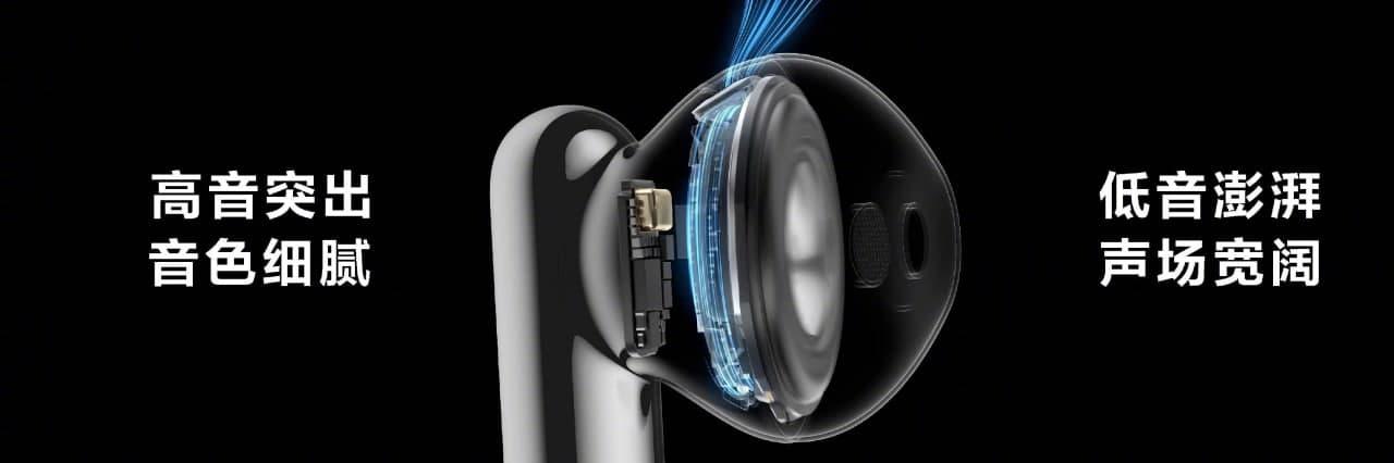 Fones de ouvido Huawei FreeBuds 4 prontos para estreia global a 2 de junho 2