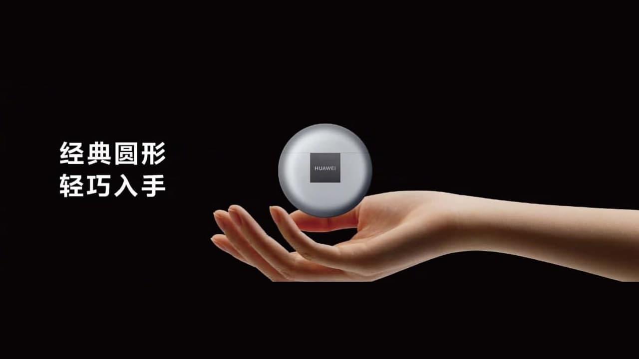 Fones de ouvido Huawei FreeBuds 4 prontos para estreia global a 2 de junho 1