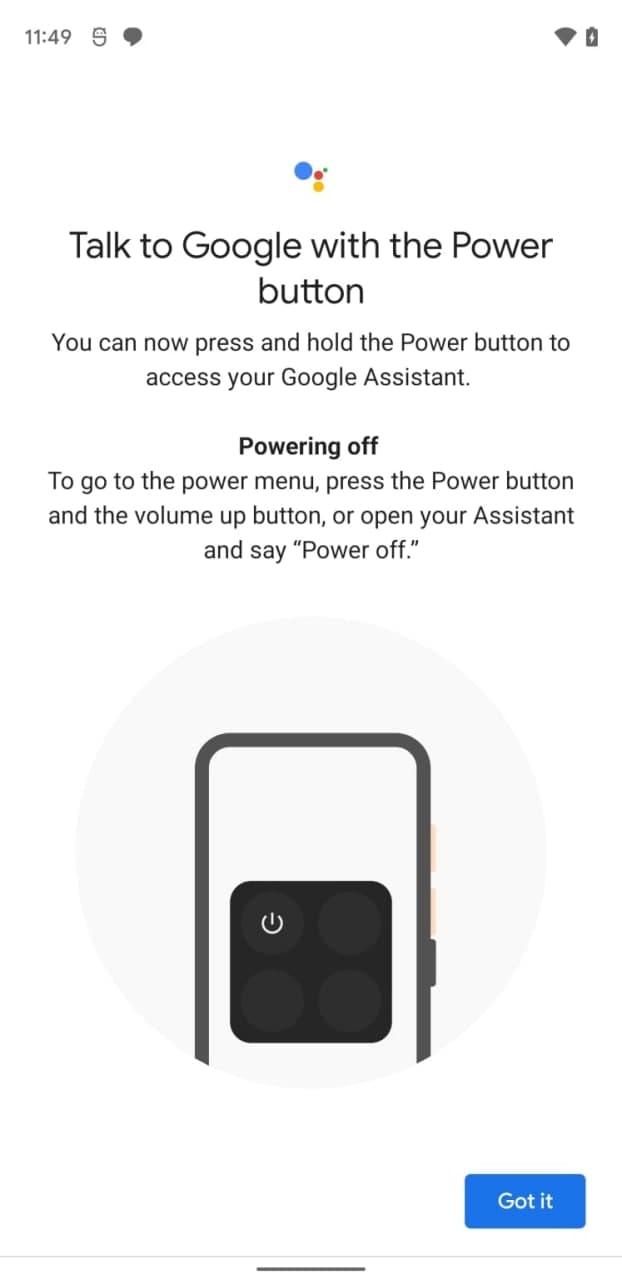 Google Assistant vai ter poderes para desligar smartphones Android 2