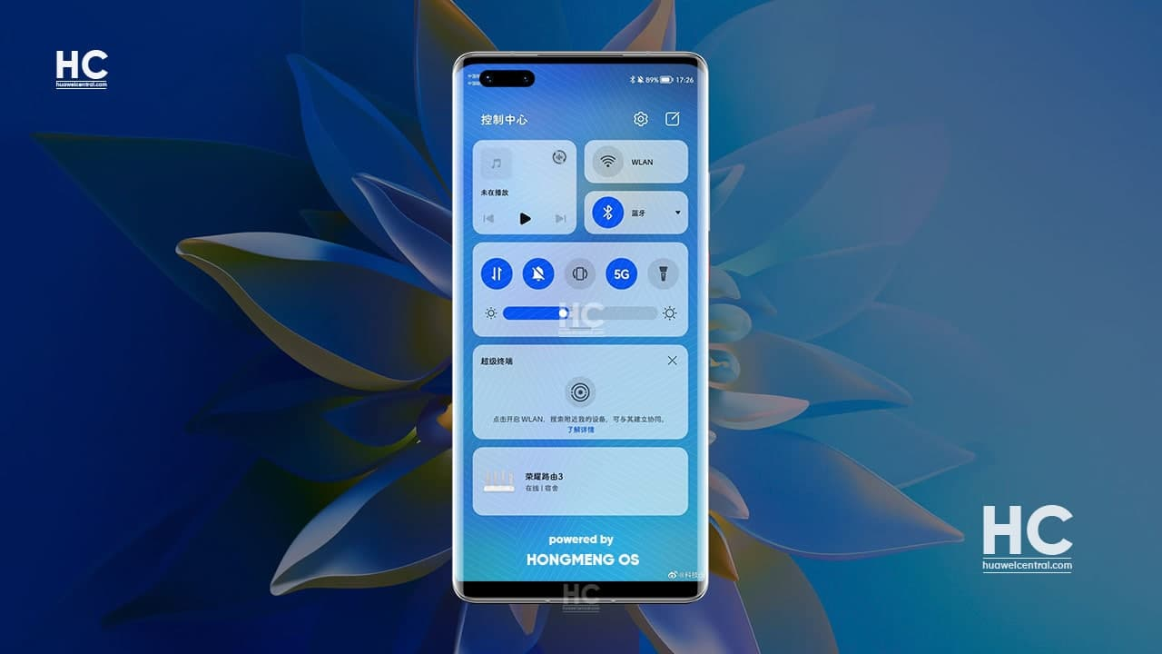 Huawei HarmonyOS consuming less battery compared to EMUI 11, tested for tasks such as gaming