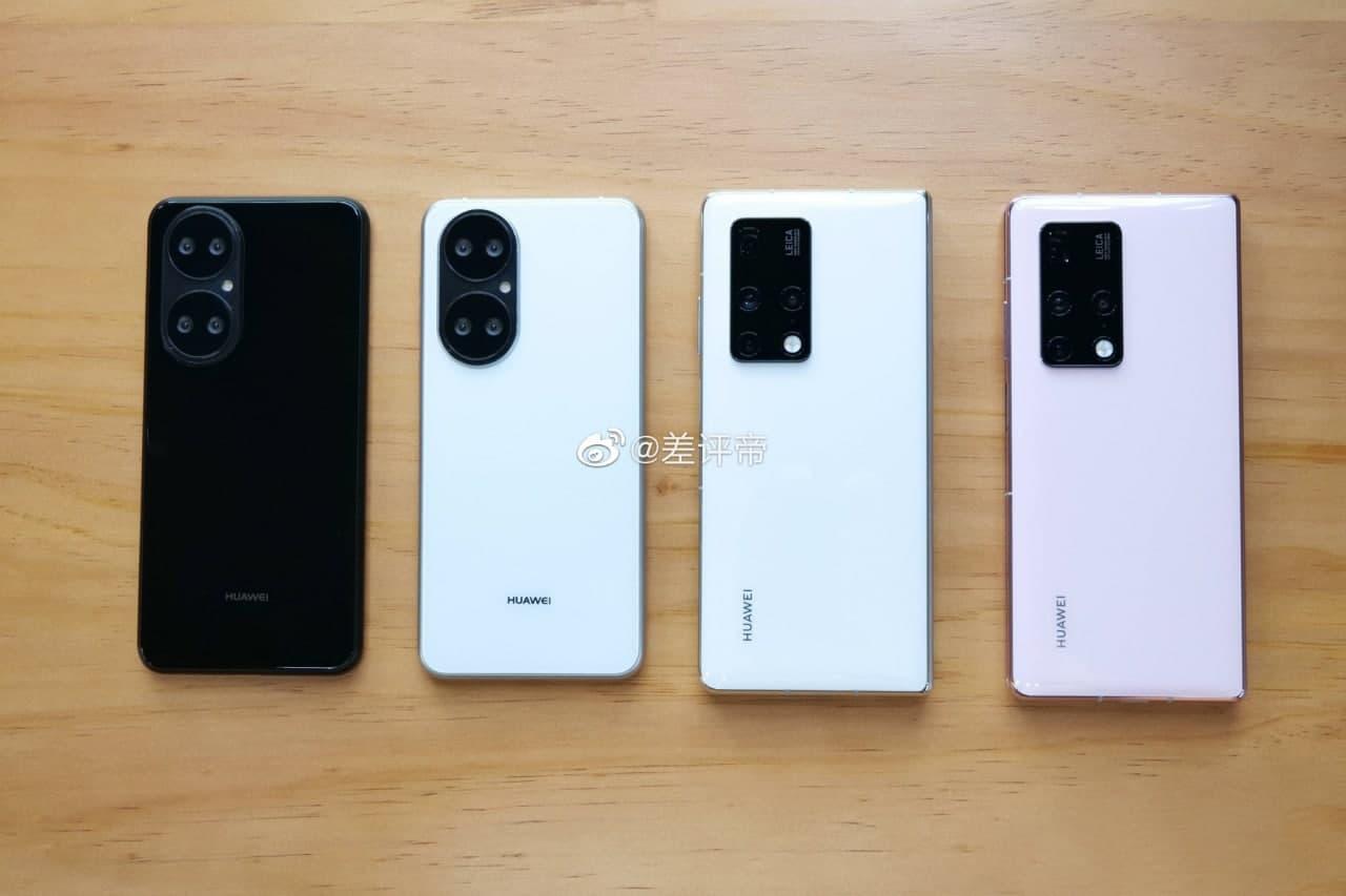 Huawei P50 e P50 Pro entram em produção em massa, P50 Pro Plus pode ser adiado 1