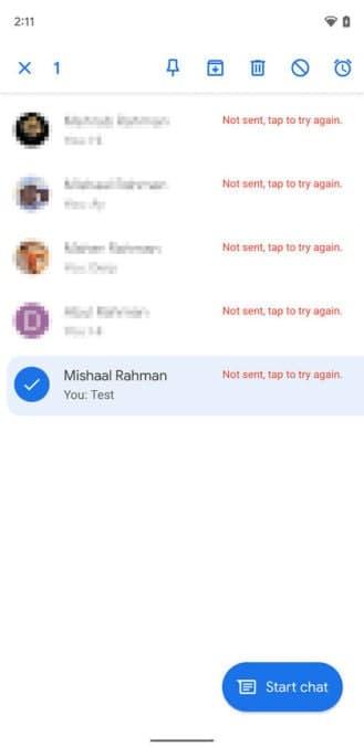 Google recebe recursos do Telegram e WhatsApp 2