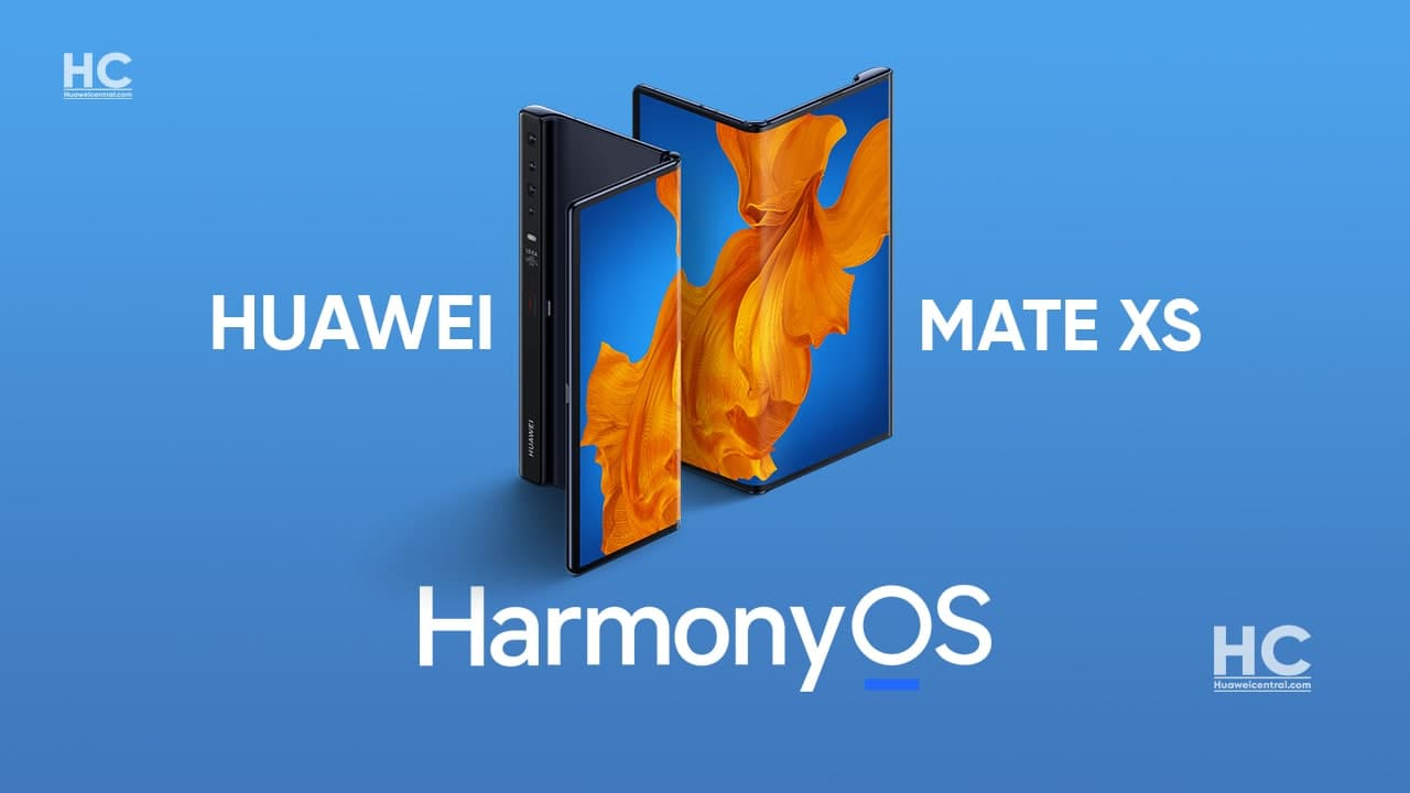 May 2021 security update out for Huawei Mate Xs [Global]