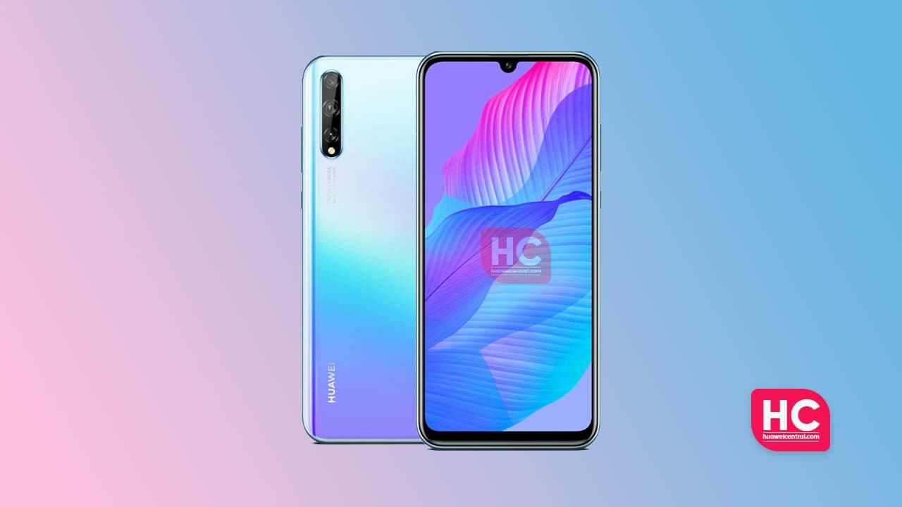 Huawei P Smart S users began collecting June 2021 security update