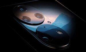 Huawei P50 series render