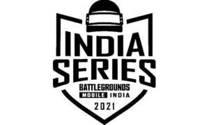 Battlegrounds Mobile India Series 2021 logo