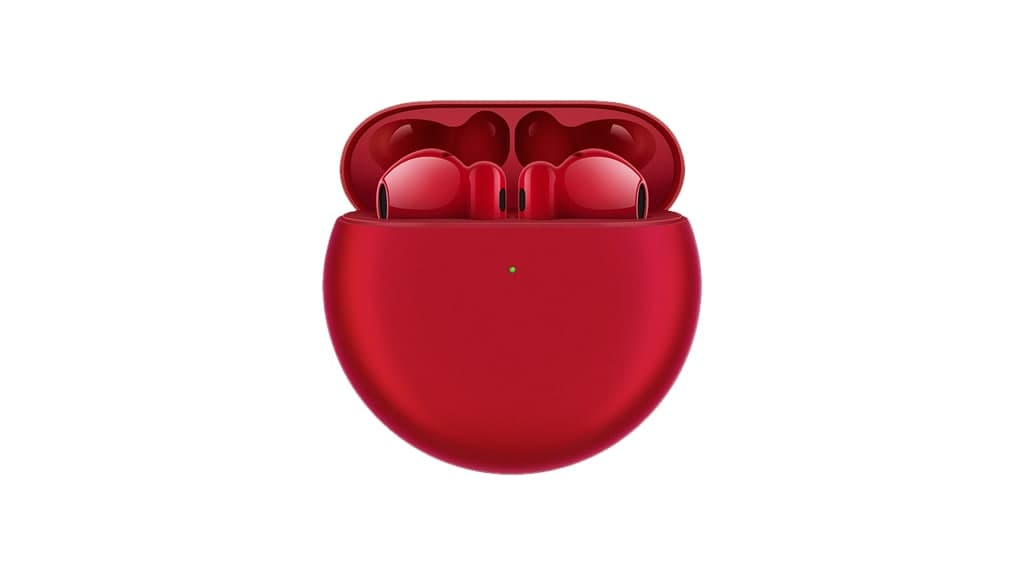 Huawei FreeBuds 4 Red