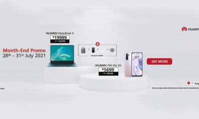Huawei South Africa month end deals
