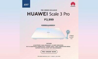 Huawei Body Scale 3 Pro Pre-order