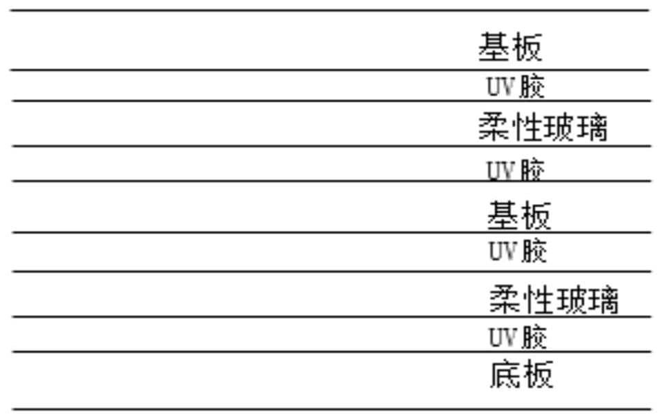 Huawei flexible glass patent image
