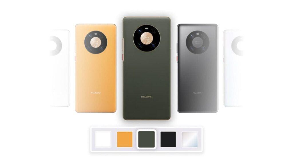 Huawei Mate 40 back cover