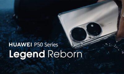 Huawei P50 legend reborn