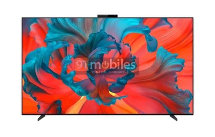 Huawei smart tv v 75 render