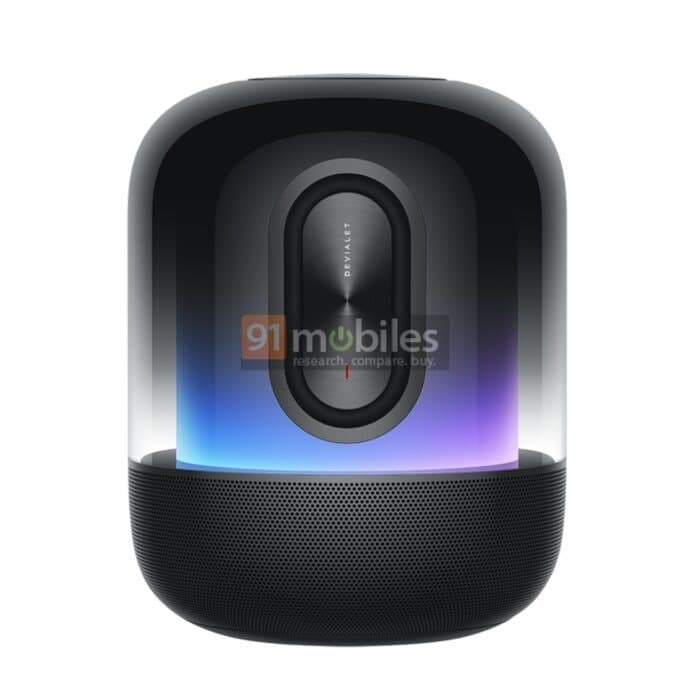 Huawei Sound X render