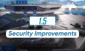 PUBG Mobile 1.5 Security improvements