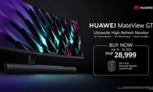 Huawei MateView Deal Philippine
