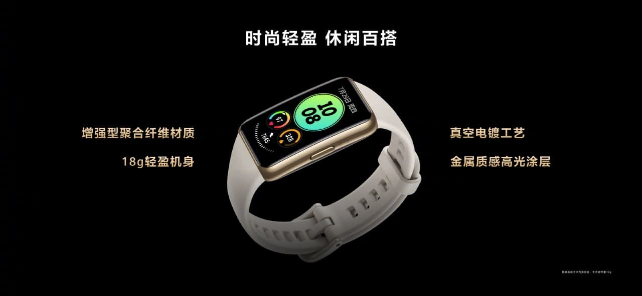 Huawei Band 6 Pro