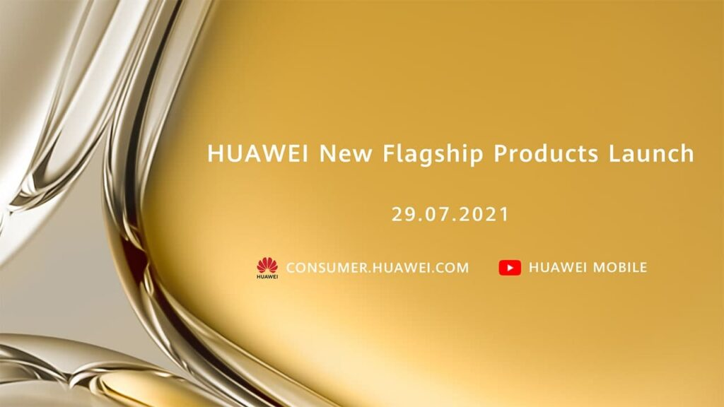Huawei New Flagship Products Launch