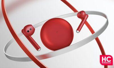 Huawei FreeBuds 4 Honey Red