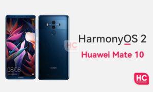 Huawei Mate 10 HarmonyOS