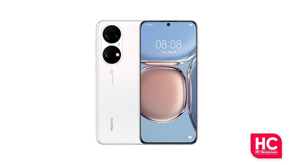 Huawei P50 White