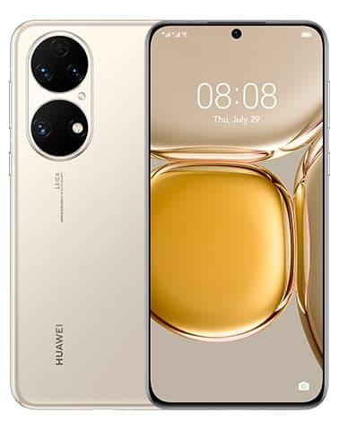 Huawei P50 Coca Gold
