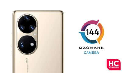 Huawei P50 Pro DXOMARK