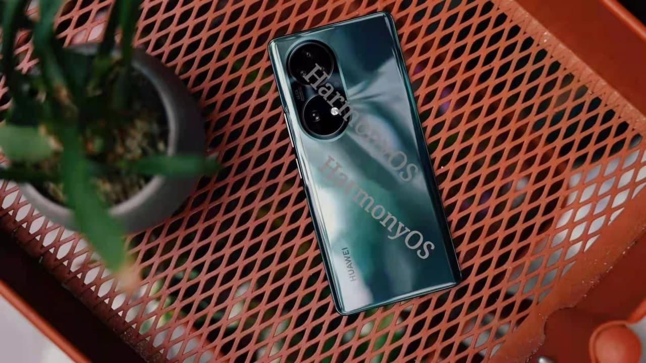 Huawei P50 Silver