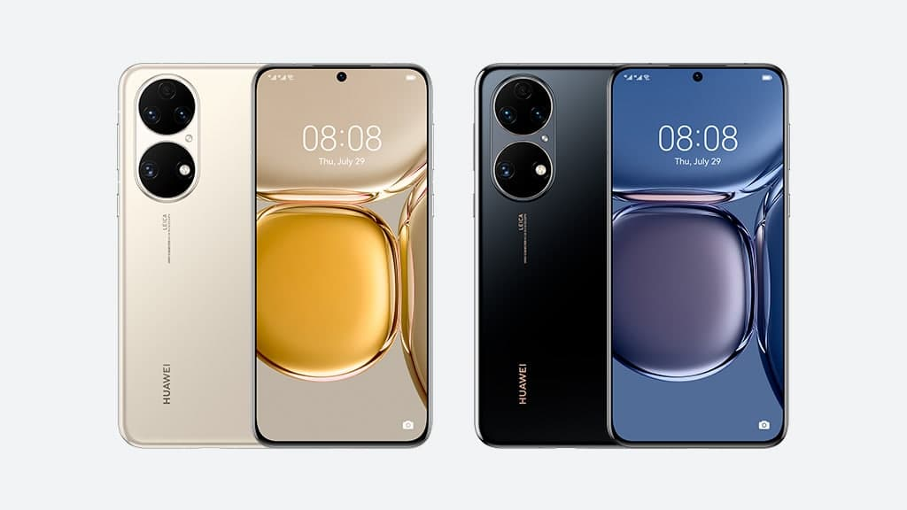 Huawei P50 Featured