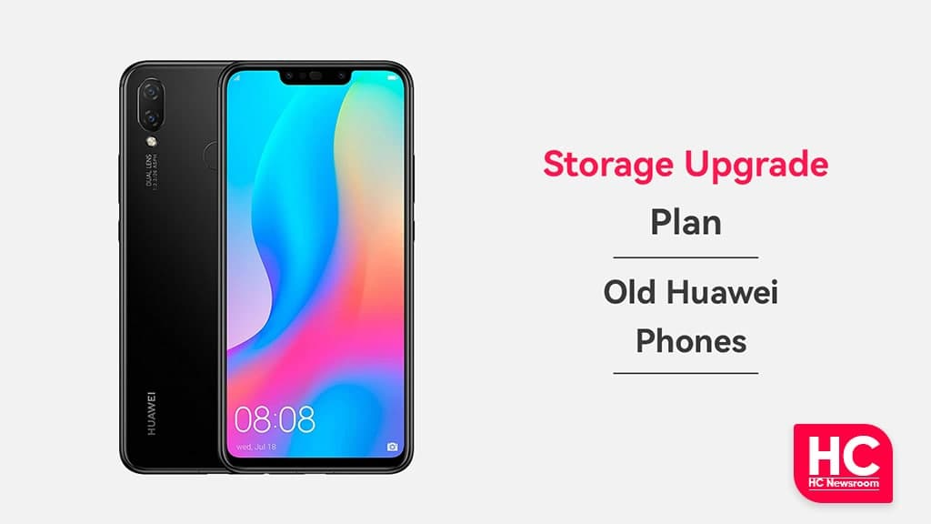 Huawei Old devices upgrade plan
