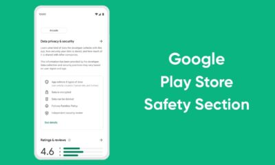 Google Play Store Safety Section Featured