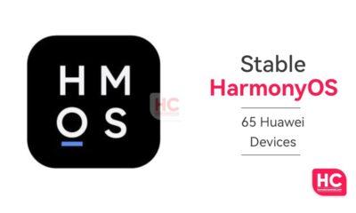 65-huawei devices HarmonyOS