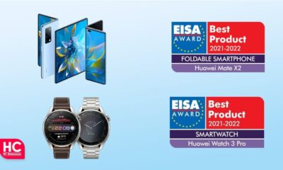 EISA best product award