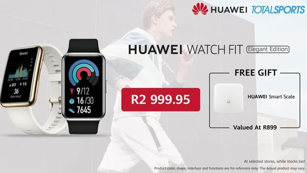 Huawei Watch Fit Elegant Edition South Africa