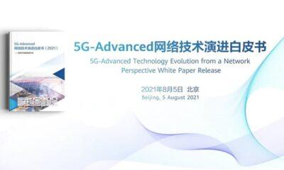 Huawei 5G Network Evolution White Paper