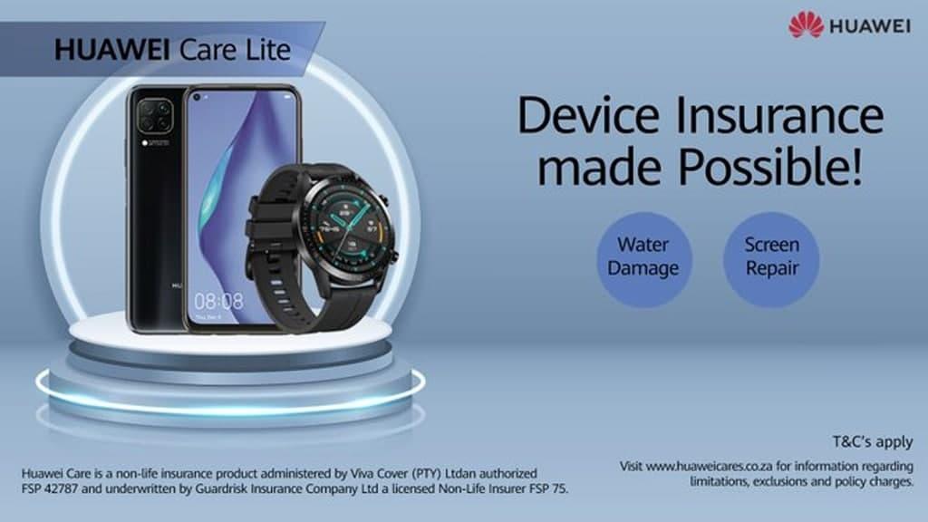 Huawei Care Device Insurance
