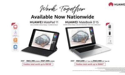 Huawei Malaysia Deal