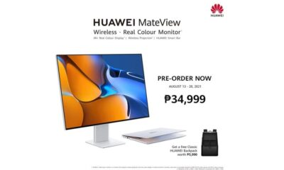 Huawei MateView pre-order Philippines