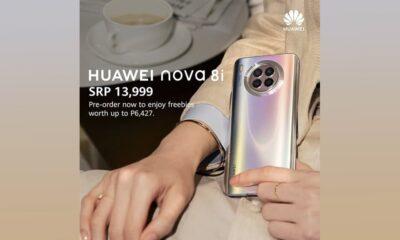 Huawei Nova 8i Philippines