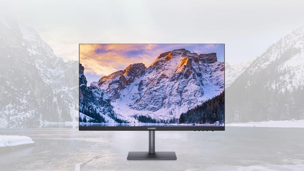 Huawei S 24 monitor display