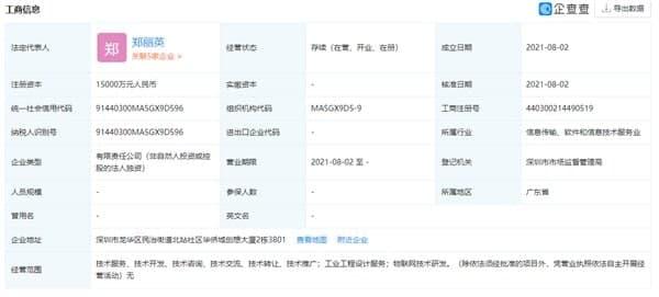 Huawei Shenzhen Super Fusion Technology