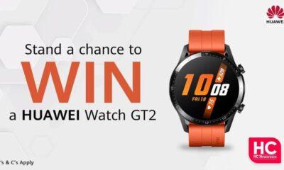 Huawei Watch GT 2 Contest