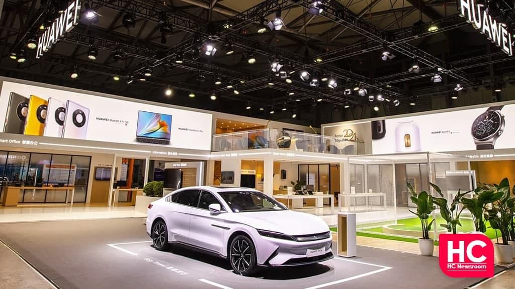 Huawei Smart Car Technology